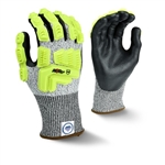 Radians Axis D2 Cut Level A4 Protection Glove RWGD110