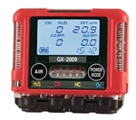 RKI Instruments GX-2009 - Custom Build Gas Detector