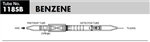 Sensidyne Benzene-In Presence of Gasoline And/Or Other Aromatic Hydrocarbons 5 - 300 ppm