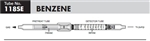 Sensidyne Benzene - In Presence of Gasoline And/Or Other Aromatic Hydrocarbons 0.2 - 80 ppm
