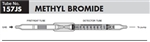 Sensidyne Methyl Bromide Gas Detection Tubes, 3 - 70 g/m3