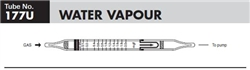 Sensidyne Water Vapor Gas Detection Tubes, 0.05 - 2.0 mg/L