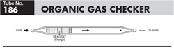 Sensidyne Organic Gas Checker Gas Detection Tubes, Presence
