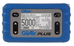 Gilian GilAir Plus Personal Air Sampling Kit (Data Logging with Bluetooth 5-Pump Starter Kit)