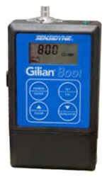 Gilian 800i Low Flow Personal Air Sampling Pump Starter Kit