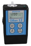 Gilian 12 High Flow Personal Air Sampling Pump (No Charger)