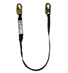SafeWaze Pro Heavy Weight Shock Absorbing Lanyard, FS88660-HW