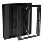 "Recessed InWall Box Kit 60"" - 75"" flat panels"