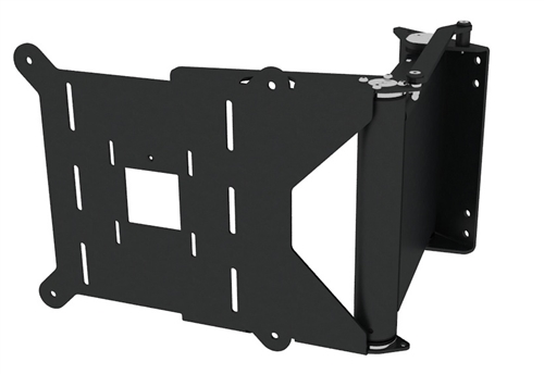 Electric swivel tv wall bracket for 32in 40in fse90 for Samsung motorized tv wall mount