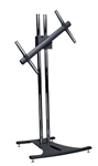Samsung UD55C floor stand with 90 deg rotation - Premier EB84-RTM