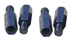 M6x25mm (4-pack)