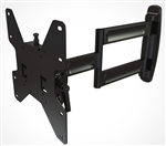 Articulating TV Wall Mount Brackets Crimson A37F