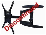 "Ultra Slim Articulating TV Wall Mount 20""-46"" - LAD-400"