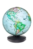 "10"" Rotating Illuminated Globe by Replogle"