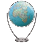 The Magnum Plus Duo Floor Globe