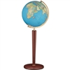 The Zurich Floor Globe