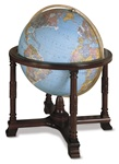 Blue Ocean Diplomat Globe by Replogle