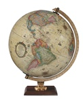 Illuminated Carlyle Globe by Replogle
