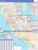California State Zip Code Map
