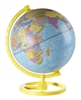 Zoffoli Color Circle Yellow Globe