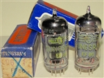 Brand New MINT NOS NIB Rare 1960-1961 D-Getter Tungsram EF86. Made in Hungary. Non corrosive alloy pins. NOT relabeled RFT E. German tubes which are common. Tungsram made some of the finer tubes in Eastern Europe due to its exposure to subsidiaries in Gt.