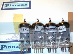 Pinnacle M. Pairs MINT NOS 13D5A Industrial Grade ECC82 12AU7 - Factory Aged and Tested - Toshiba Source