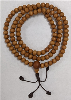Mala Sandalwood, 07 mm