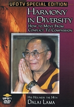 Harmony in Diversity, DVD <br> By: Dalai Lama