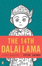 14th Dalai Lama: A Manga Biography