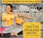 Tibetan Healing Music Collection, CD