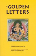 Golden Letters <br> By: Reynolds, John Myrdhin
