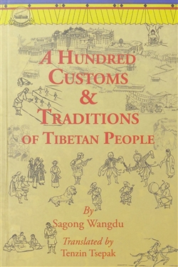 Hundred Customs and Traditions of Tibetan People