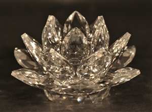 Lotus Flower, Crystal