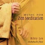 Music for Zen Meditation, CD