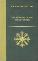 Summary of The Great Vehicle <br> By: Asanga / John P. Keenan, Tr.