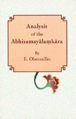 Analysis of the Abhisamayalamkara