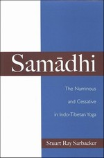 Samadhi; The Numinous and Cessative in Indo-Tibetan Yoga <br>By: Stuart Ray Sarbacker