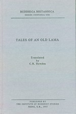 Tales of an Old Lama