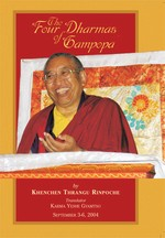 Four Dharmas of Gampopa, DVD