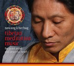 Tibetan Meditation Music: For Quiet Mind and Peaceful Heart, CD  <br> By: Nawang Khechog