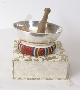 Singing Bowl Set (White Box)
