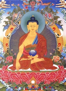 Shakyamuni Buddha, The Awakened One