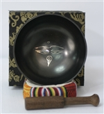 Singing Bowl Set (Black Box)