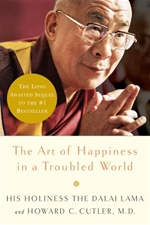 Art of Happiness in a Troubled World