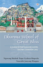 Dharma Wheel of Great Bliss