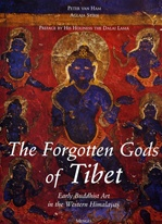 Forgotten Gods of Tibet : Early Buddhist Art in the Western Himalayas