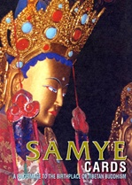 Samye: A Pilgrimage to the Birthplace of Buddhism, Cards