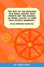 Way of the Realized Old Dogs, Advice that Points Out the Essence of Mind, called A Lamp That Dispels Darkness by Ju Mipham Namgyal