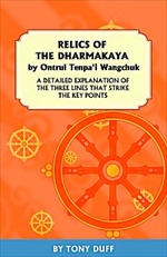 Relics of the Dharmakaya