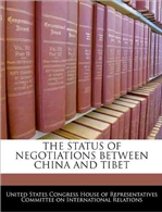 Status of Negotiations Between China and Tibet
